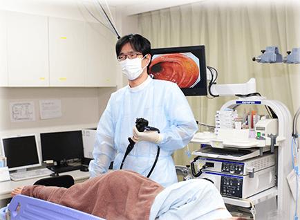 大腸カメラ検査について